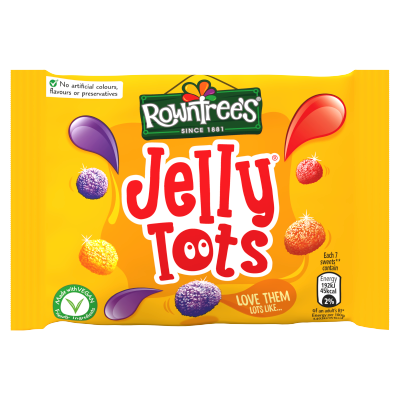 Rowntree's Jelly Tots 42g