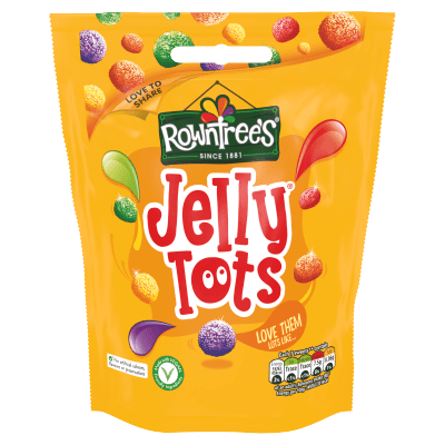 Rowntree's JELLY TOTS 150g