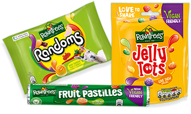Rowntrees® Sharing Sweets